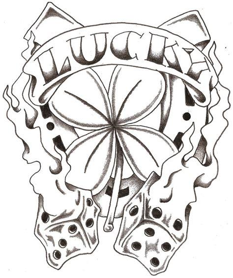 lucky draw tattoo az lucky lawas