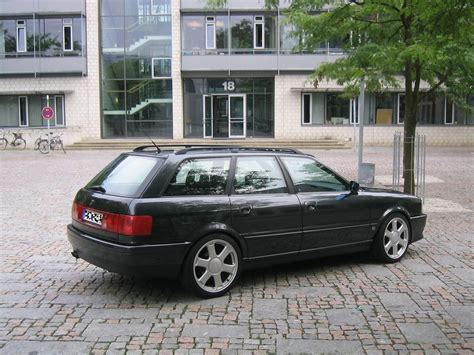 Audi 80 S2 by Black Audi 80 S2 Avant 3 5 Photos 1 Car