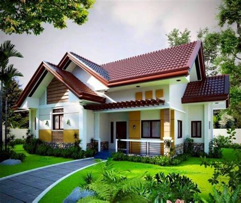 beautiful bungalow house home plans and designs with photos stunning small house exterior design