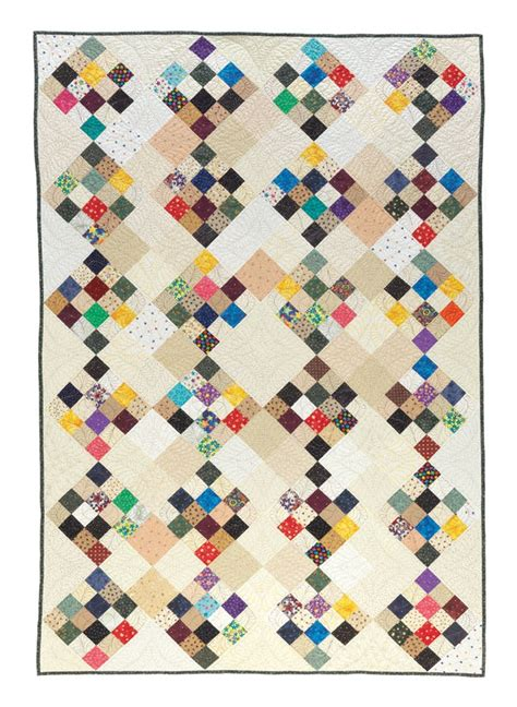 Patchwork Projects For Beginners - 26 best basic fast and easy patchwork patterns for
