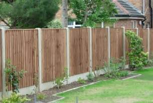 Small Garden Fencing Ideas Garden Ideas Along Fence Home Garden Design