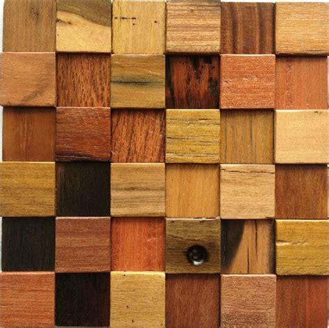 Wood Wall Tiles Wood Mosaic Tile Nwmt036 3d Kitchen Backsplash