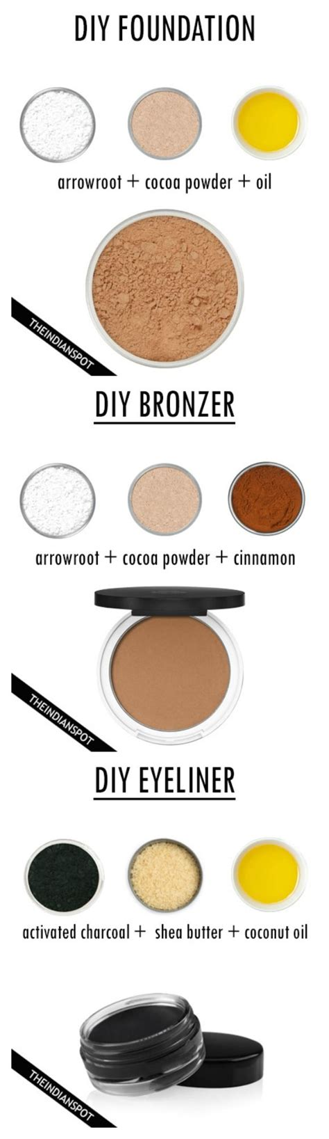 17 best ideas about diy makeup on tips makeup removers and coconut