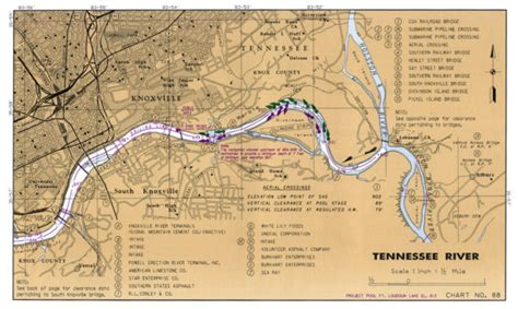 google maps boat navigation localwaters tennessee river maps boat rs access points