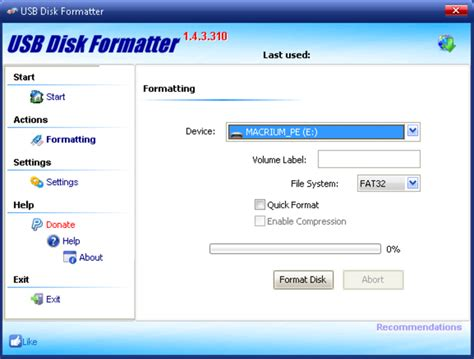 format fat32 above 32gb fat32 formatter download vista