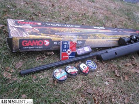 gamo air guns for sale armslist for sale 177 gamo pellet gun 1250fps