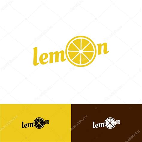 lemon word logo stock vector 169 kilroy 75544933