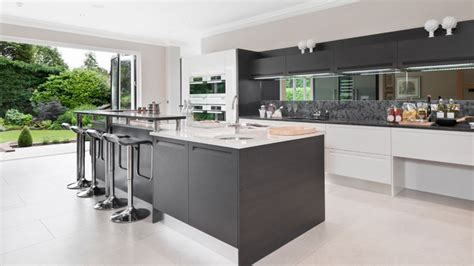 Grey And White Kitchen Ideas 20 Astounding Grey Kitchen Designs Home Design Lover