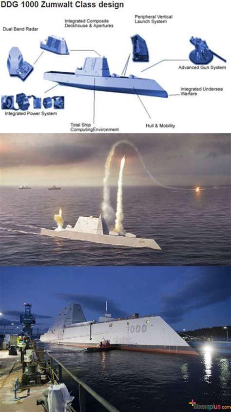 Perahu Perang Boat kapal perang uss zumwalt siluman amerika terditeksi sebagai kapal nelayan