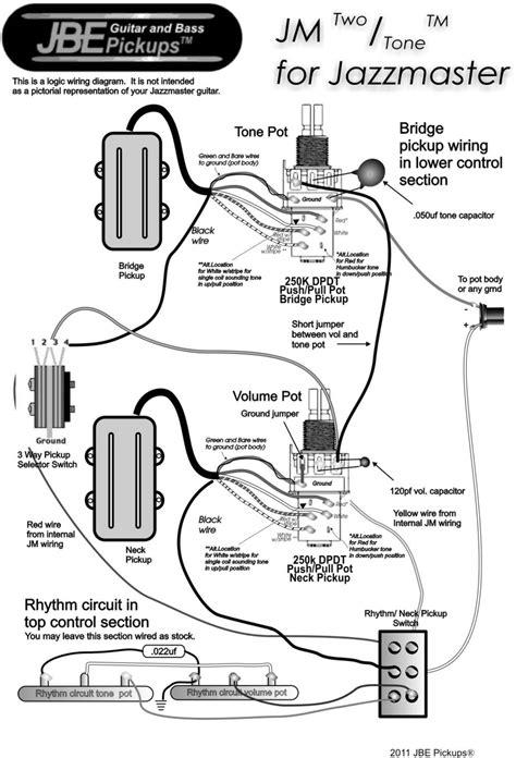 Wiring Diagram Wilkinson Pickups - Wiring Diagram