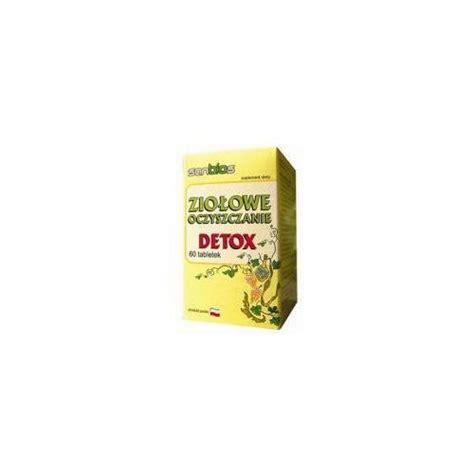 Detox Co Pic Zeby Oczyscic Organizm by Detox 60tabl
