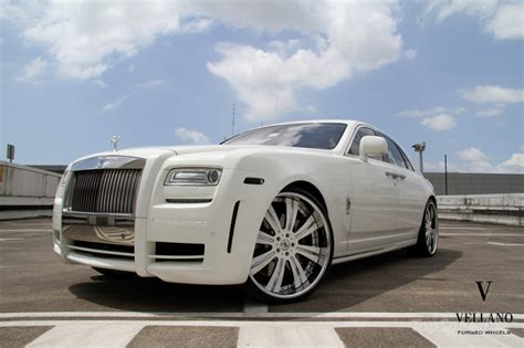 roll royce vorsteiner mansory rolls royce ghost by mc customs car tuning