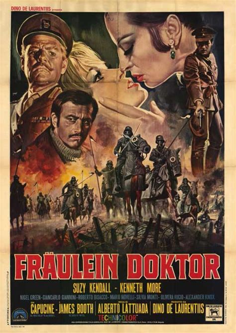 fo fraulein italien fraulein doktor movie posters from movie poster shop