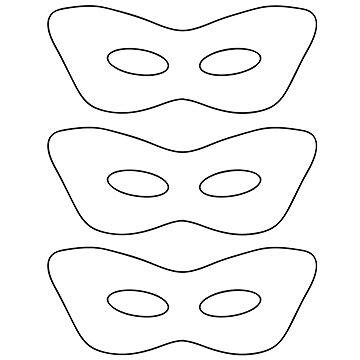 printable eye mask for halloween halloween coloring pages