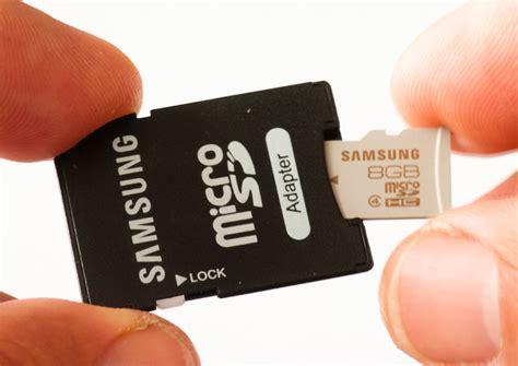 Memory Micro Sd V samsung 8gb microsd class 4 memory card test