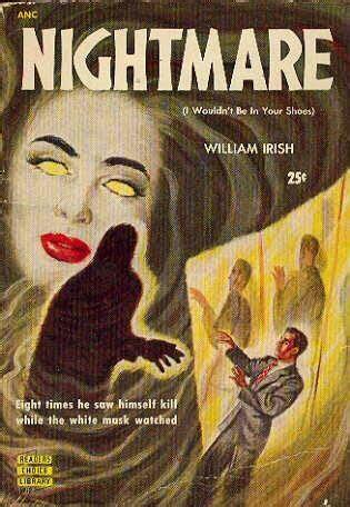 nightmare books nightmare by cornell woolrich