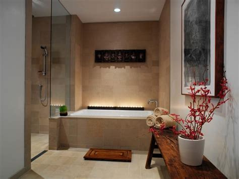 spa inspired master bathrooms hgtv