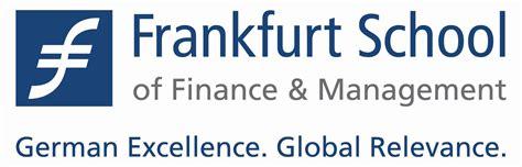 Frankfurt School Of Finance And Management Mba frankfurt school bildungsfonds brain capital f 252 r