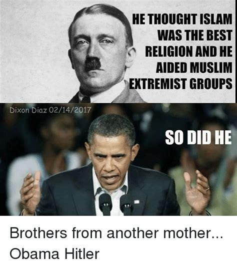 Obama Hitler Meme - 25 best memes about obama hitler obama hitler memes