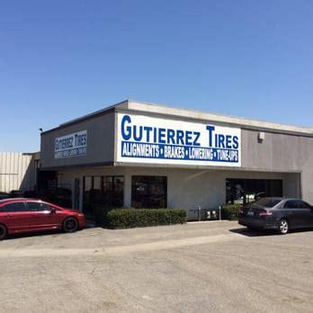 gutierrez tire wheel    reviews tires  stine  bakersfield ca phone