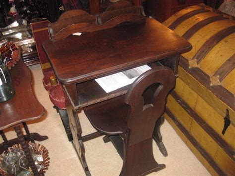 Small Desk And Chair Davis Birely Table Co Ebay Small Desk And Chair