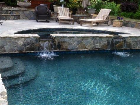 emerald bay pebble tec pool finish raleigh  signature