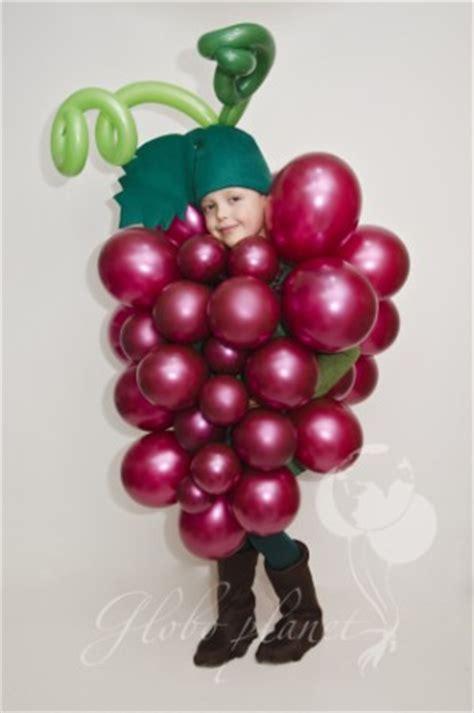 imagenes de uvas en globos disfrazes de globos