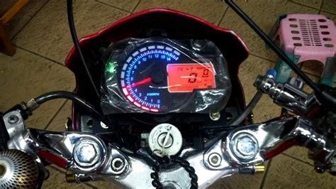 Sensor Spedometer Satria Fu speedometer replika rx2n at satria fu by neonflex