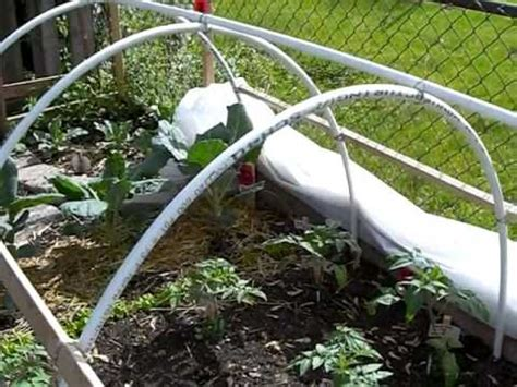 how to make your house green how to make a hoop house or green house for cheap youtube