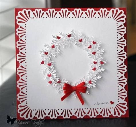 Handmade Valentines Card Design - 123 best s day card ideas images on