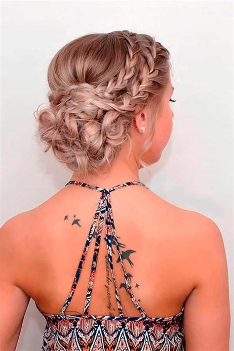 Homecoming Hairstyles For Hair Updo by 17 Best Ideas About Hair On Hair