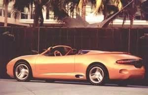 Pontiac Sunfire Concept 1994 Pontiac Sunfire Speedster Concepts