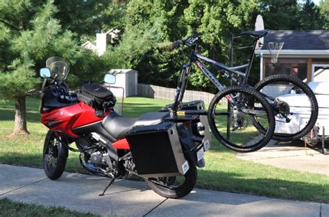 Bicycle Rack For Motorcycle by 2x2 Bicycle Rack For Motorcycles Autoevolution