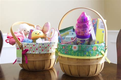 easter bunny basket ideas less easter basket ideas the chagne supernova