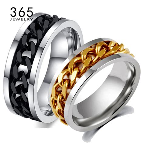 get cheap mens biker rings aliexpress