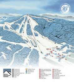 carolina skiing map beech mountain ski area western carolina snow