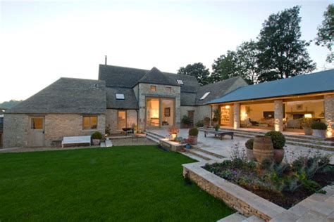 Modern Home Design Plans vale farm avening gloucestershire jf building services