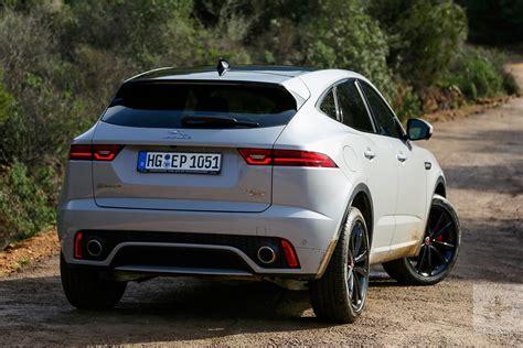jaguar jeep 2018 2018 jaguar e pace first drive review digital trends