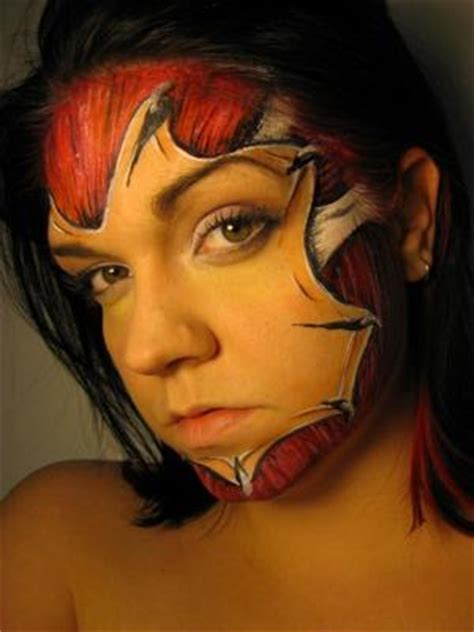 face paint tattoo designs horror designs tattoos