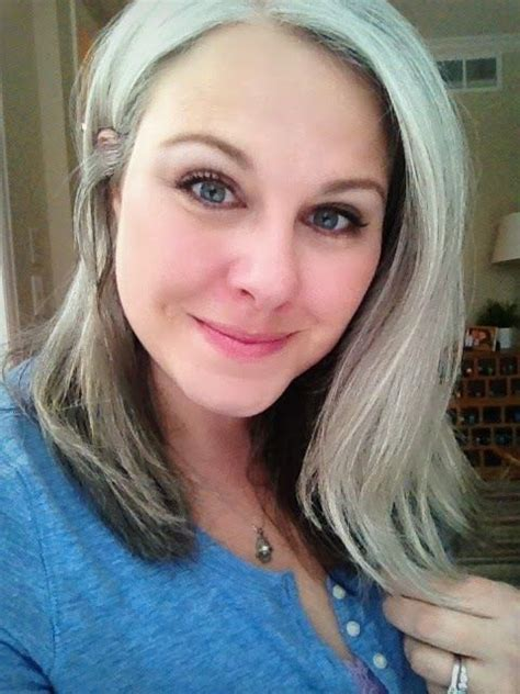 grey hair on ordinary women 89 best should i go silver for 50th images on pinterest