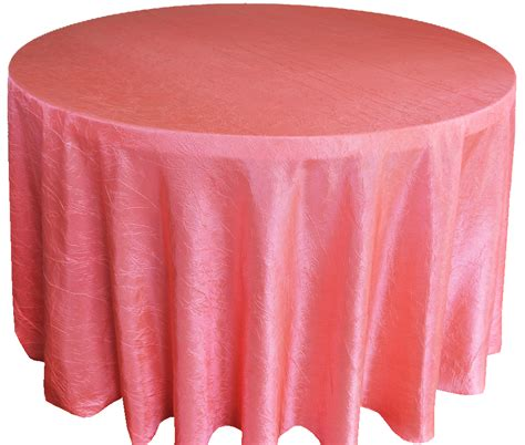 table cloth 90 inch crinkle crushed taffeta tablecloths table linens