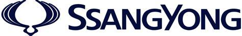 ssangyong logos