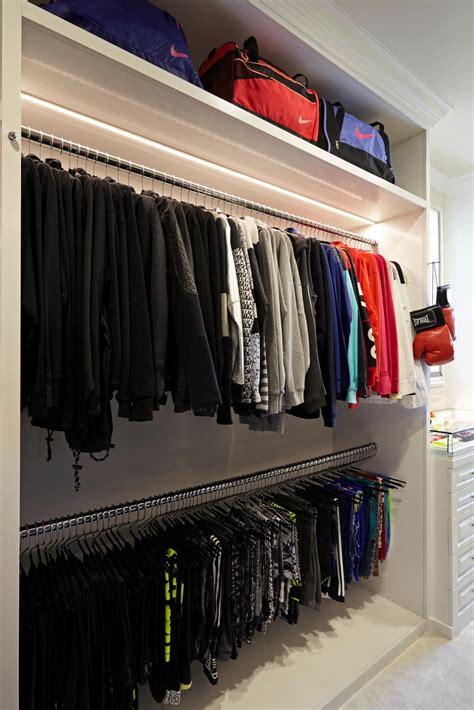 Sports Closet by Khloe S Luxurious Sports Closet Hgtv