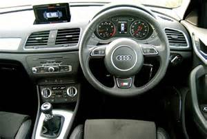 car picker audi q3 interior images
