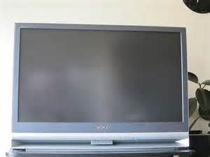 sony 42 inch lcd rear projection tv 400 flickr photo