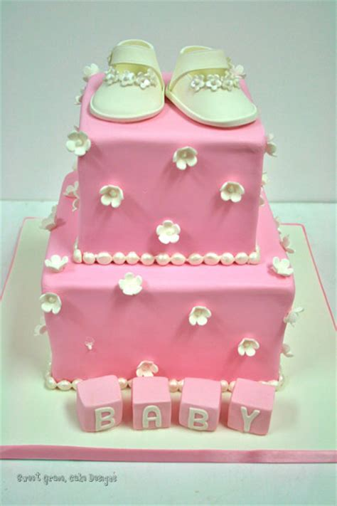 baby shower cake nyc baby shower cakes nyc baby booties custom cakes 2