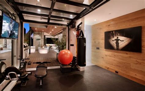 70 home gym design ideas everyone needs a punching bag at some point