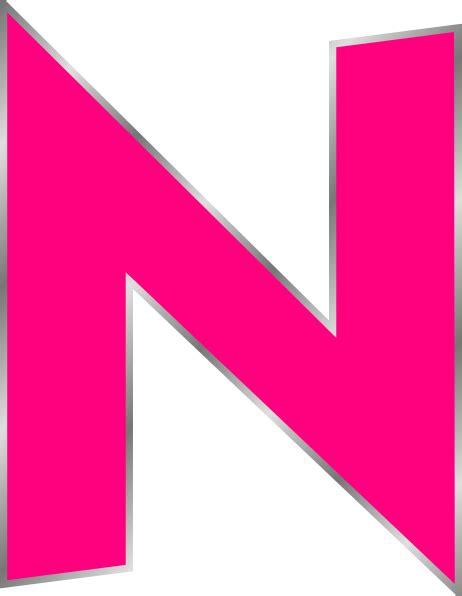 n clipart letter n clip at clker vector clip