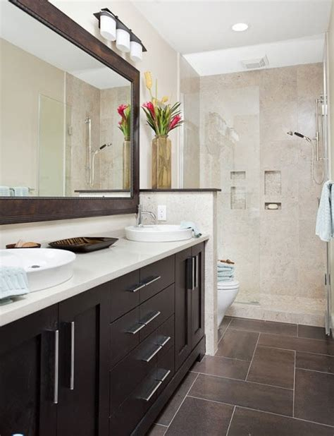brown floor tiles bathroom 35 brown bathroom floor tile ideas and pictures
