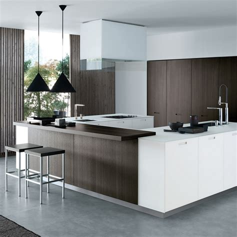modern contemporary kitchen cabinets varenna by poliform kyton kitchen cabinetry modern